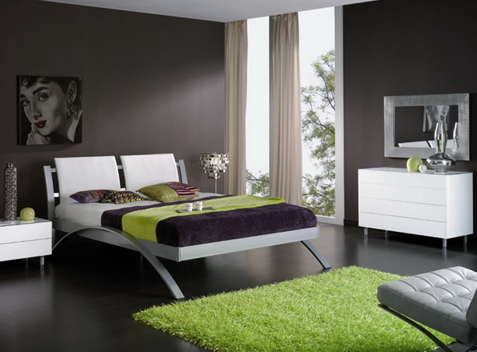 Brilliant Modern Style Bedroom Sets Luxury Modern Bedroom Sets Comfortable Modern Bedroom Sets