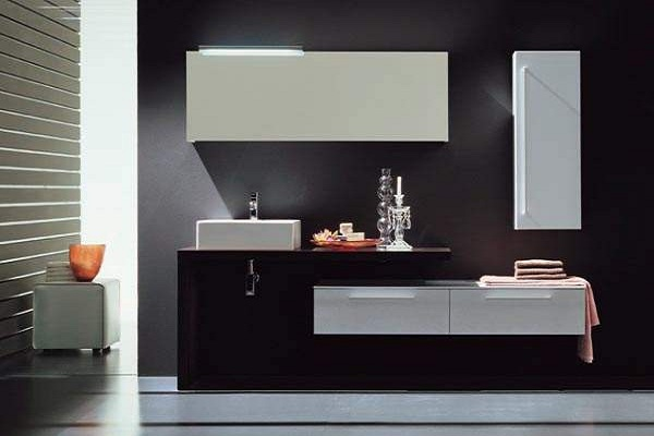 Brilliant Modern Vanity Cabinets Inspiration Vanity Modern Bathroom Bedroom Ideas