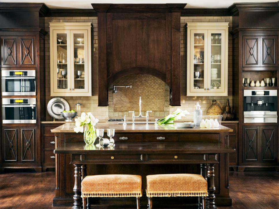 Brilliant Old World Kitchen Design Design An Old World Kitchen Hgtv