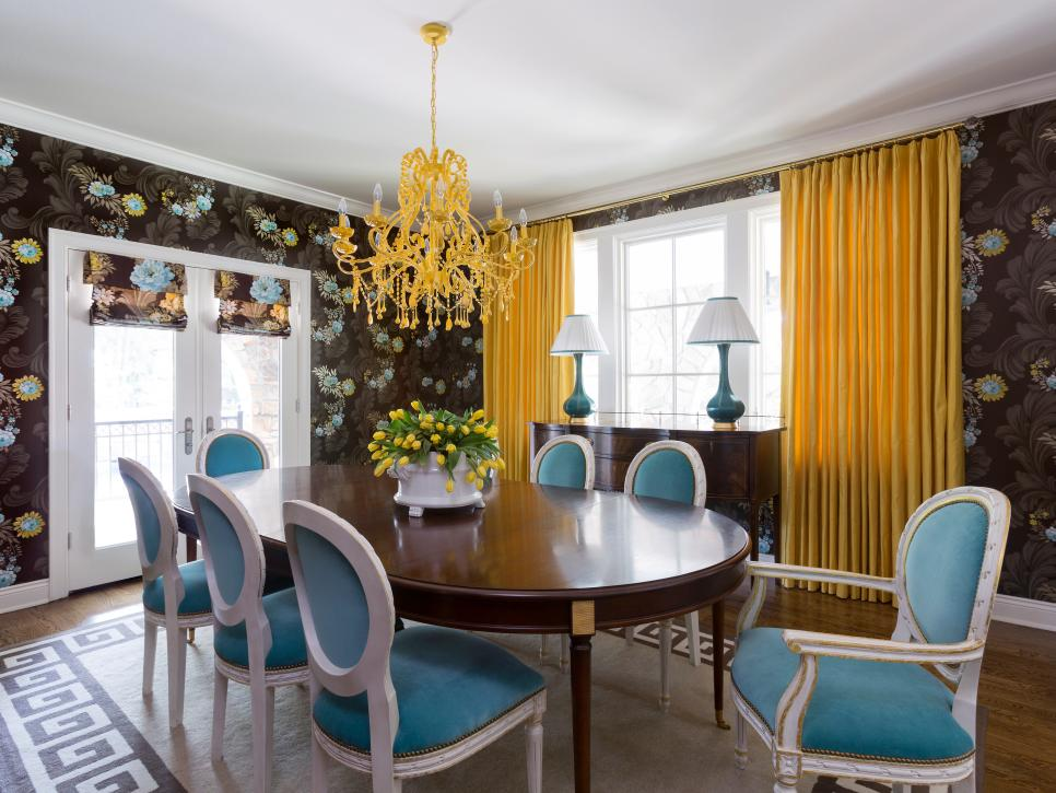 Brilliant Small Dining Room Chandelier Select The Perfect Dining Room Chandelier Hgtv