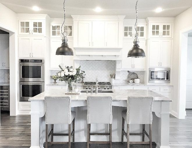 Brilliant White Kitchen Designs White Kitchen Design Ideas Alluring Decor Inspiration White
