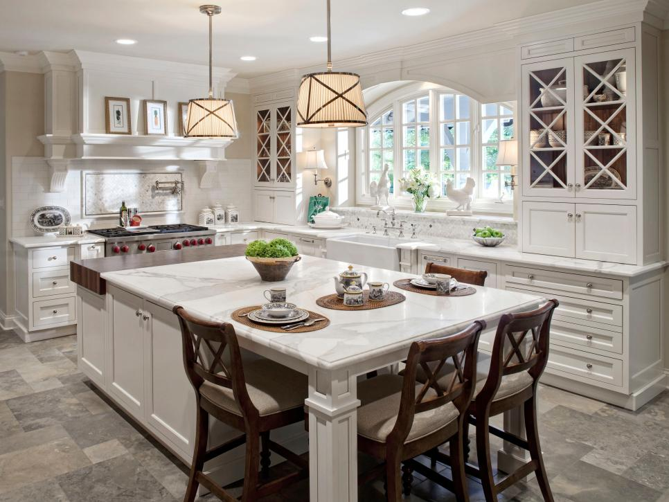 Brilliant White Kitchen Designs White Kitchen Ideas For A Clean Design Hgtv