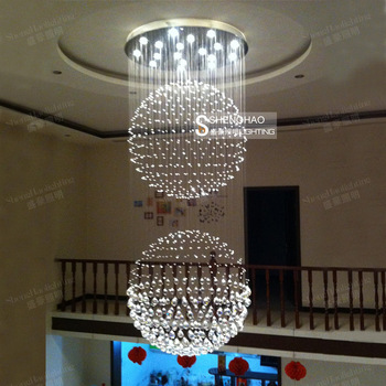 Chic Ball Chandelier Light Buy Modern Crystal Chandelier Lamp Living Room Chandelier Ball