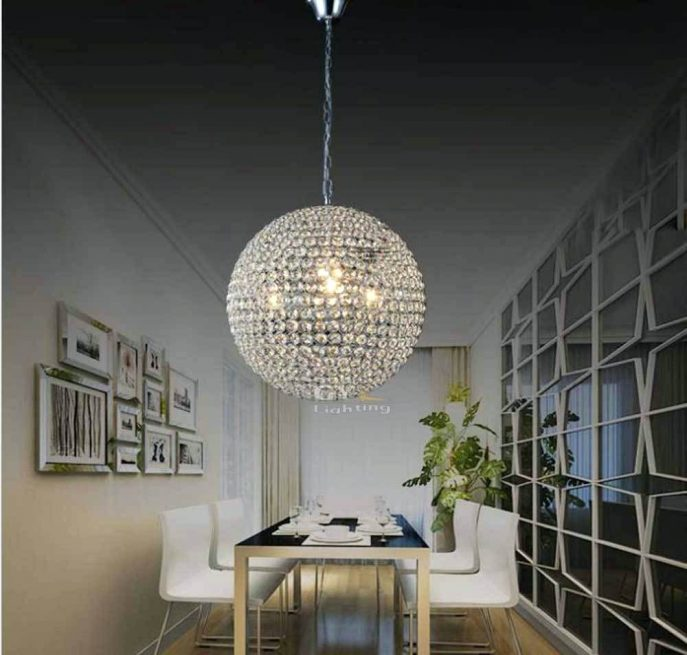 Chic Ball Chandelier Light Chandeliers Design Awesome Gold Chandelier Light Crystal Globe