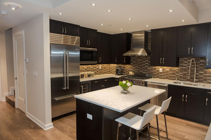 Chic Beautiful Kitchen Designs 23 Beautiful Kitchen Designs With Black Cabinets Page 2 Of 5