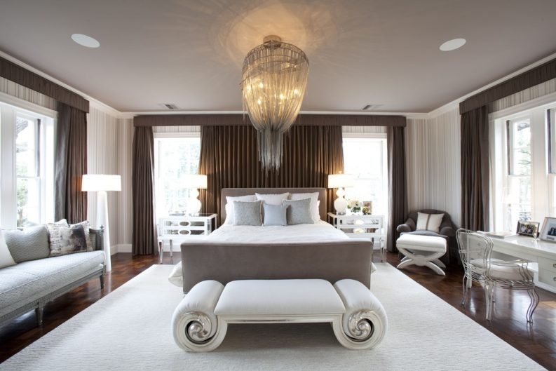 Incredible Beautiful Luxury Bedrooms Luxurious Master ...
