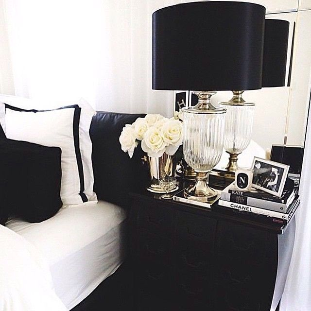 Amazing Of Black And White Bedroom Furniture Decorating Your Design