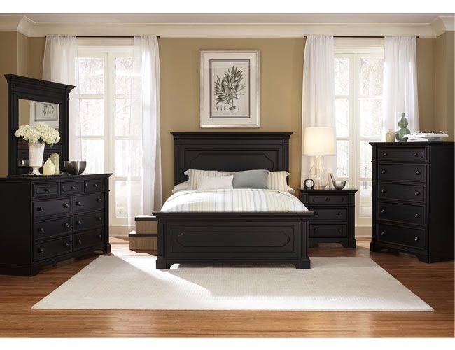 Chic Black Bedroom Furniture Best 25 Black Bedroom Sets Ideas On Pinterest Black Furniture