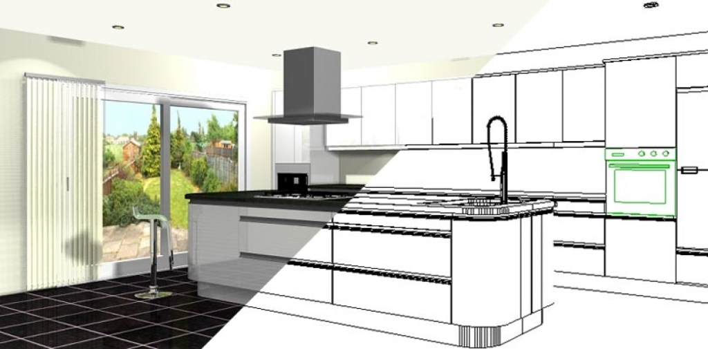 Chic Cad Kitchen Design Kitchen Design Cad Software Onyoustore