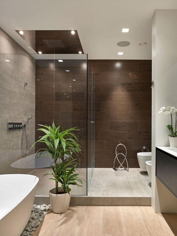 Chic Contemporary Bath Design Best 25 Modern Bathroom Design Ideas On Pinterest Modern