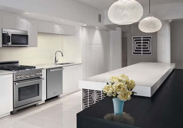 Chic Contemporary Kitchen Light Fixtures Lighting Dining