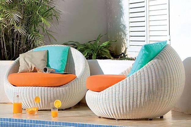 Chic Contemporary Patio Furniture Photo Of Contemporary Patio Furniture Home Design Concept