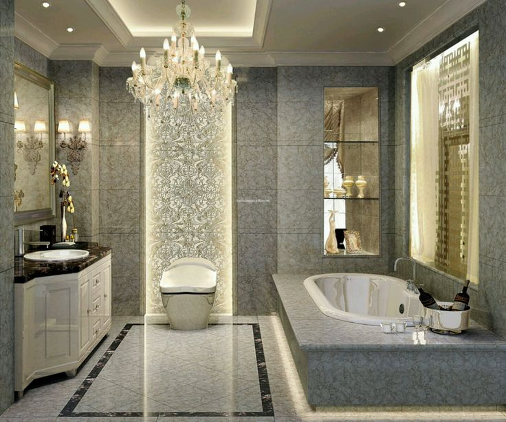 Chic High End Bathroom Decor Best 25 Luxury Bathrooms Ideas On Pinterest Luxurious Bathrooms