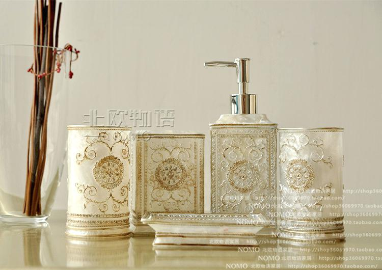 Chic High End Bathroom Decor Luxurious Bathroom Accessories Selected Jewels