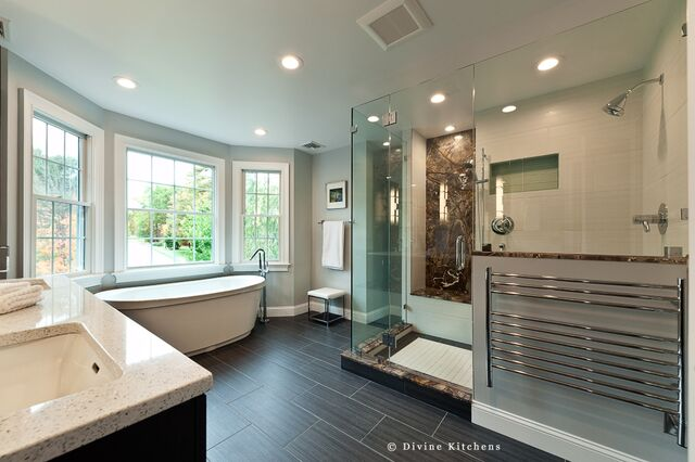 Chic High End Bathroom Remodel 3 Bathroom Remodels 3 Budgets