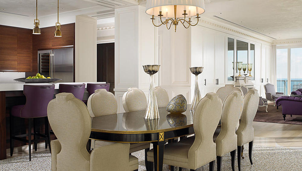 Chic High End Formal Dining Room Sets Aphrodite Andhigh