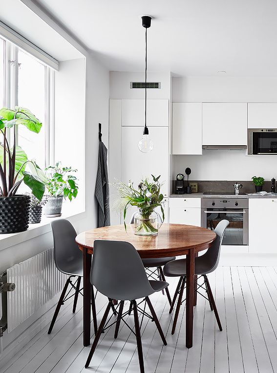 Chic Kitchen Dining Furniture Best 25 Dining Table Ideas On Pinterest Exposed Brick Kitchen