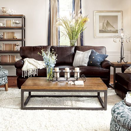 Chic Leather Living Room Collection In Leather Living Room Ideas And Best 20 Leather Couch