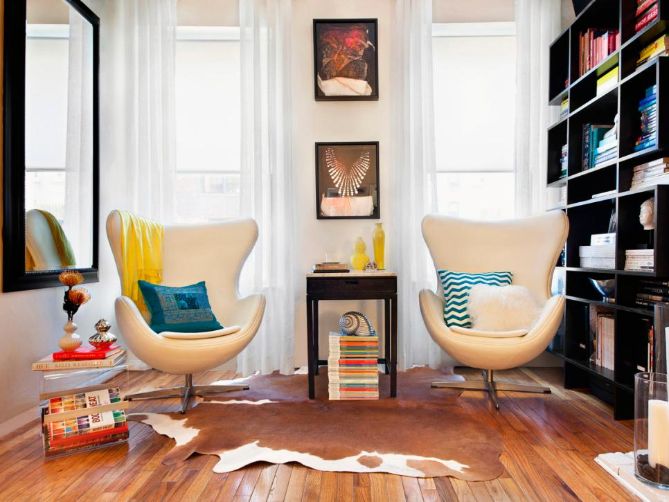 Chic Living Space Design Small Living Room Design Ideas And Color Schemes Hgtv