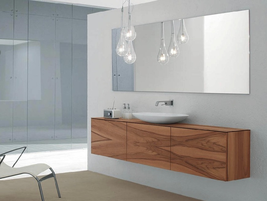 Chic Luxury Bathroom Storage Cabinets Pamper Your Home With These Amazing Wooden Bathroom Cabinets