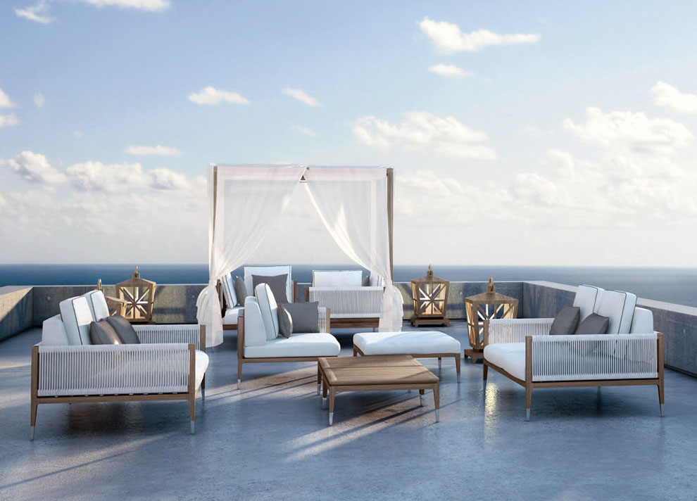 Chic Luxury Contemporary Outdoor Furniture Outdoor Furniture Los Angeles Furniture Decoration Ideas