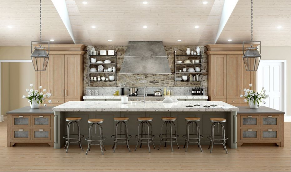 Chic Luxury Galley Kitchen Astounding Galley Kitchen Island Pictures Best Idea Home Design