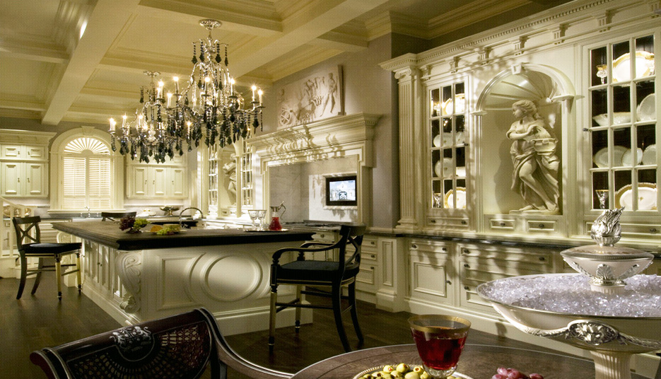 Chic Luxury Kitchen Chairs Luxury Kitchen Design Kitchen Design Ideas Blog Within Luxury