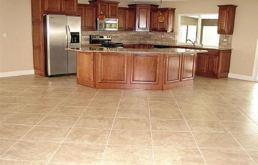 Chic Luxury Kitchen Floor Tiles Kitchen Floor Tile Kitchen Design