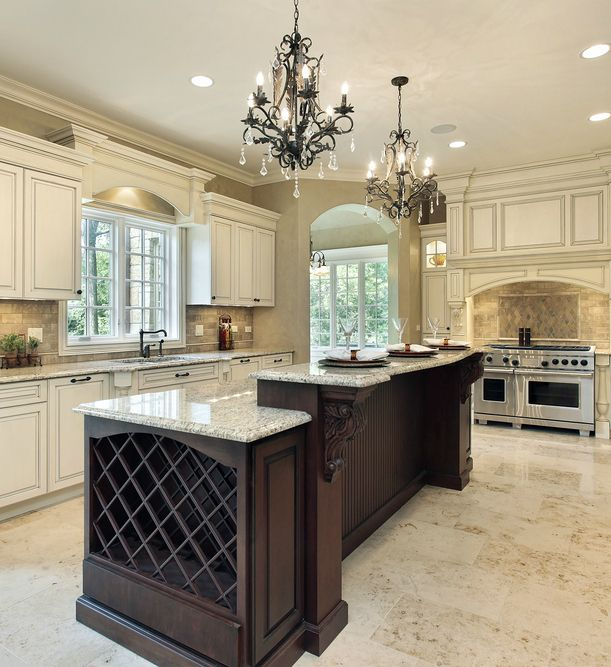 Chic Luxury Kitchen Ideas Enchanting Luxurious Kitchen Designs Top Furniture Ideas For