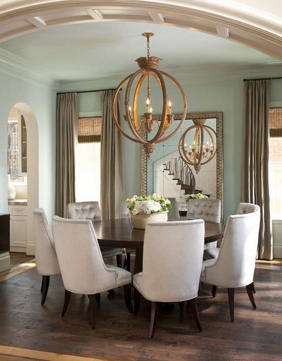 Chic Luxury Round Dining Table New Round Dining Room Table 79 With Additional Home Remodel Ideas