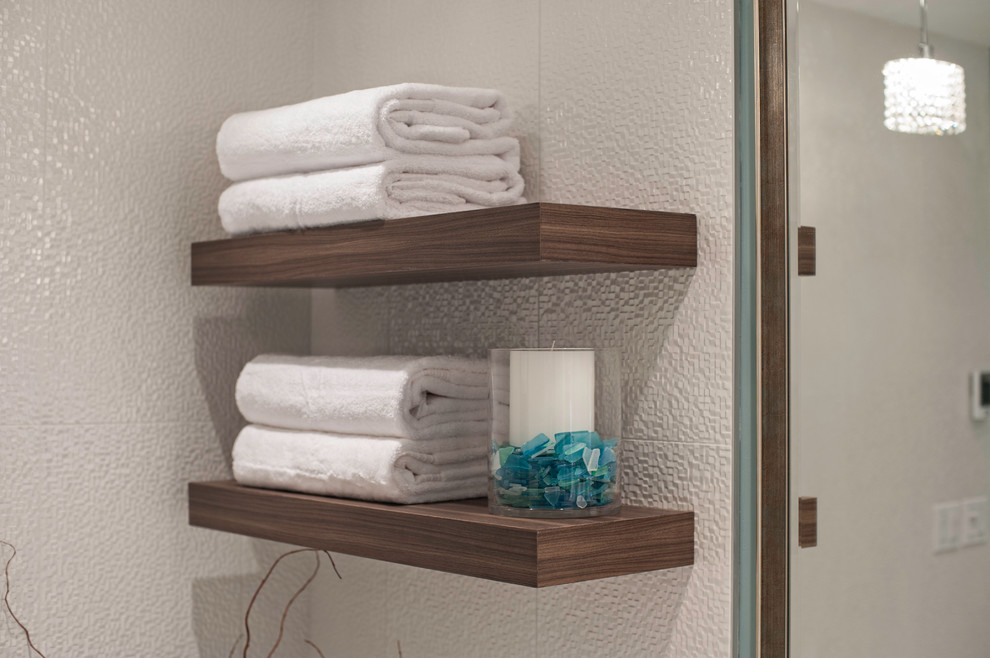 Chic Modern Bathroom Shelves Modern Bathroom Shelves Home Design Mannahatta
