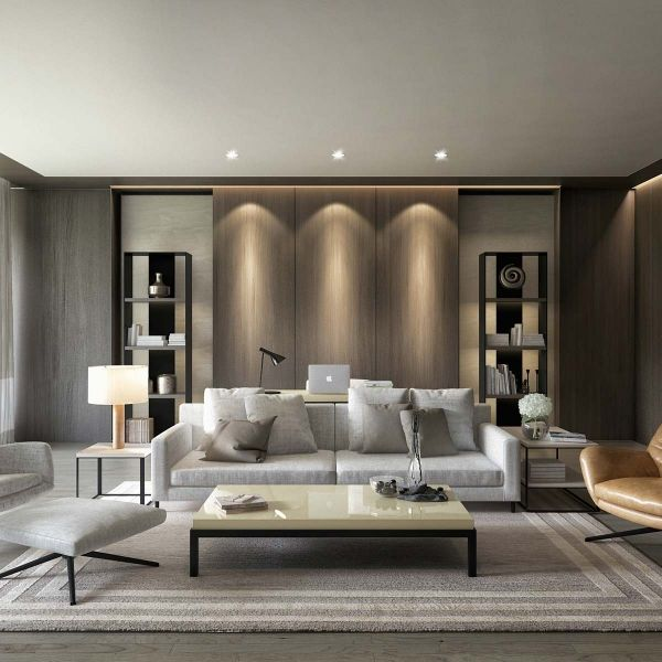 Chic Modern Contemporary Living Room Furniture Elegant Modern Contemporary Living Room And Best 10 Contemporary