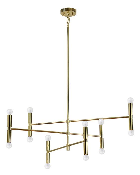 Chic Modern Gold Chandelier Best Gold Modern Chandelier Design570412 Gold Modern Chandelier