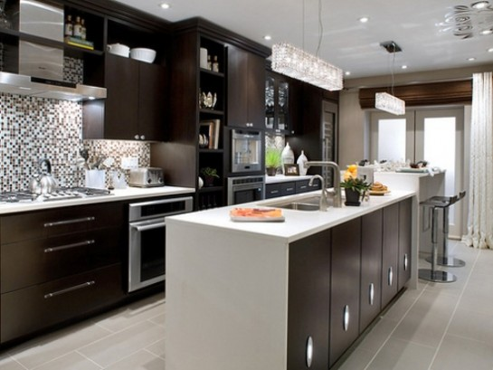 Chic Modern Kitchen Interior Design Creative Of Modern Kitchen Interior Design Kitchen Interior Design