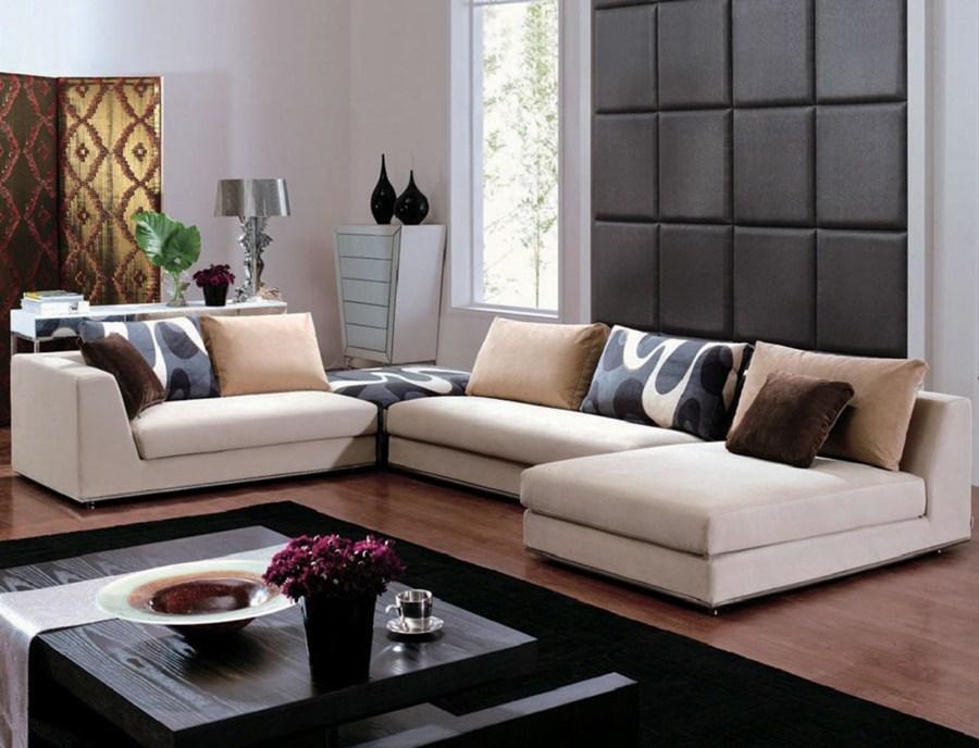 Chic Modern Living Room Sofa Captivating Cheap Modern Living Room Furniture Modest Decoration