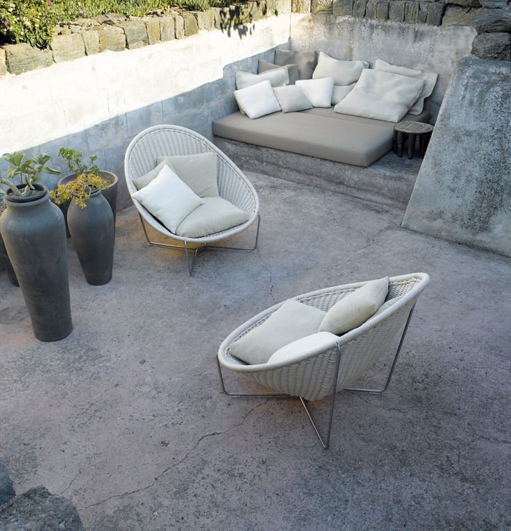 Chic Modern Metal Patio Furniture Best 25 Modern Outdoor Furniture Ideas On Pinterest Outdoor