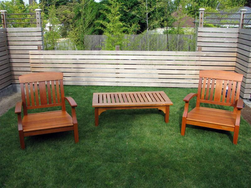 Chic Modern Wood Patio Furniture Teak Wood Patio Furniture Set Modern Patio Amp Outdoor With