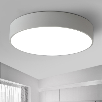 Chic Round Ceiling Light Modern Led Ceiling Light Round Flush Mount Takeluckhome