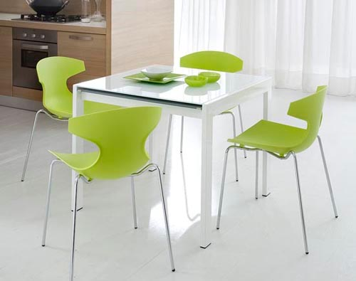 Chic Small Modern Dining Table Small Modern Dining Table Glamorous Inspiration Dining Fancy Round