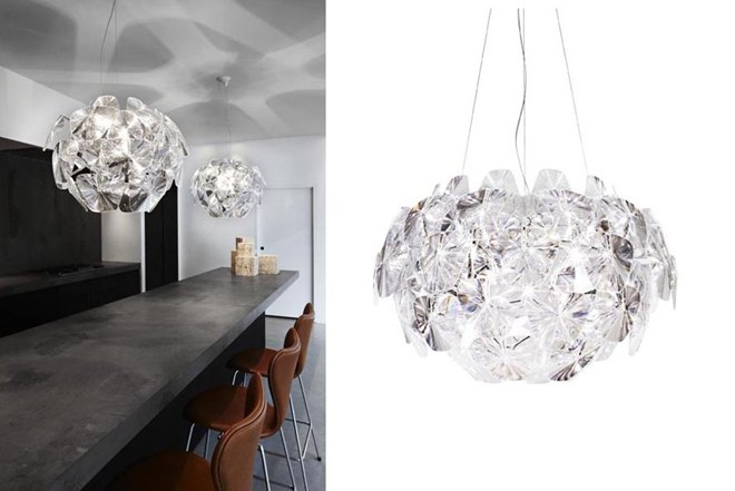 Chic Statement Pendant Lights The Lighting Store Intros The High Tech Hope Pendant Light Inside Id