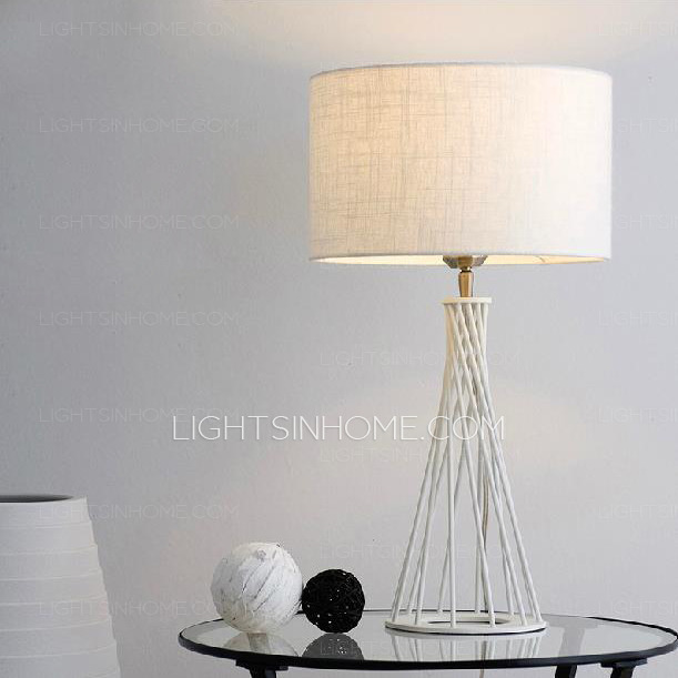 Chic Upscale Table Lamps Euro Creative Upscale Table Lamps Drum Shade 22 Inch Height