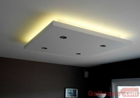 Creative of Ceiling Led Lights Design Drop Ceiling Led Lights Current Luxury Design Ideas