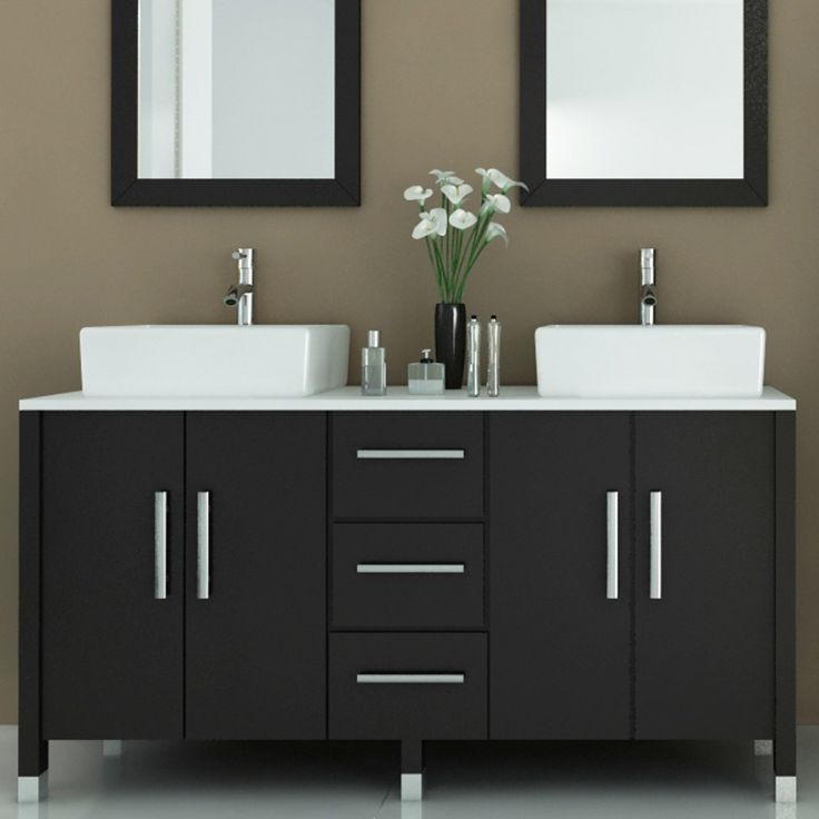 Creative of Contemporary Bath Cabinets Best 25 Modern Bathroom Vanities Ideas On Pinterest Modern