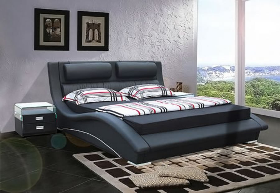 Fabulous Contemporary Black Bedroom Furniture How To Choose - Modern-bedroom-furniture-creative
