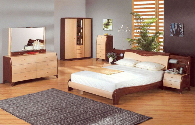 Creative of Contemporary Wood Bedroom Furniture Modern Wooden Bedroom Furnitures Modern Solid Wood Bedroom With