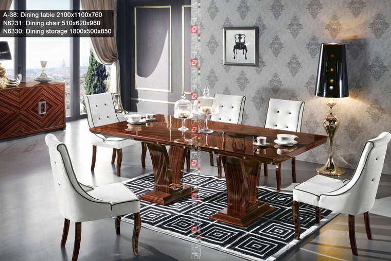High End Dining Room Furniture Modernfurniture Collection