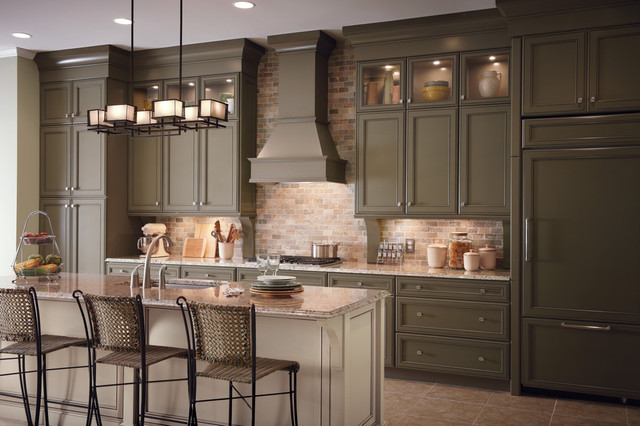 Creative of Houzz Kitchen Cabinets Classic Kitchen Cabinets Houzz