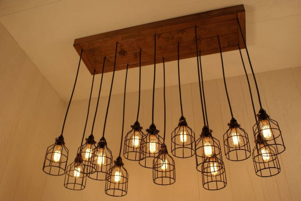 Creative of Industrial Chandelier Lighting Chandelier Rustic Light Fixtures Industrial Lighting Discount
