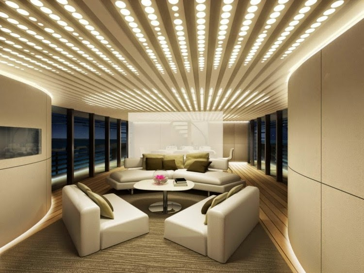 Creative of Led Living Room Lights Led Lights Placement Tips For Every Room Blogher