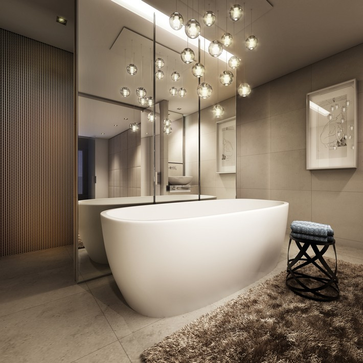Creative of Luxury Bathroom Lighting Lovable Upscale Bathroom Lighting Astonishing Pendant Lights For